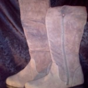 Mayla over the knee boots